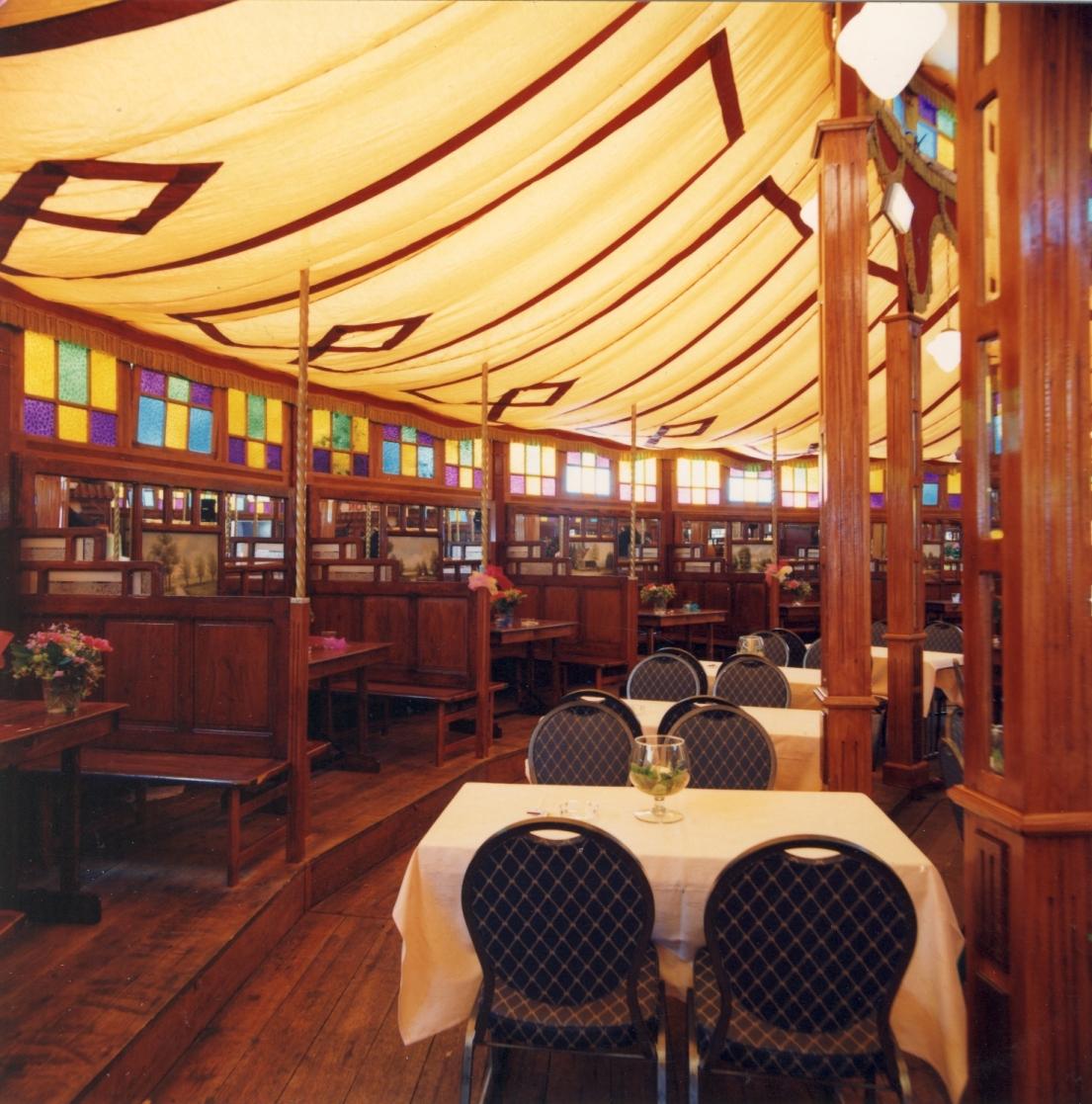 Het Spiegelpaleis - Mirror tent Cristal Palace - loge & Spiegeltent Cristal Palace - Het Spiegelpaleis I spiegeltent hire