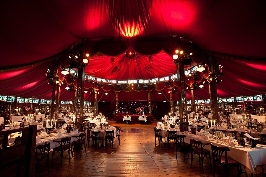 Spiegeltent The Carrousel Het Spiegelpaleis I